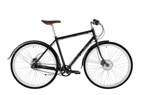UK C1 (incl Standard Charger): Fitted to bike ordered, Black wheel, disc brake, UK 25kph
