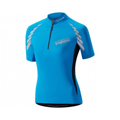 WOMEN'S NIGHTVISION SHORT SLEEVE JERSEY