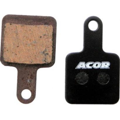 Acor Kevlar Disc Brake Pads: Tektro Volans / Auriga
