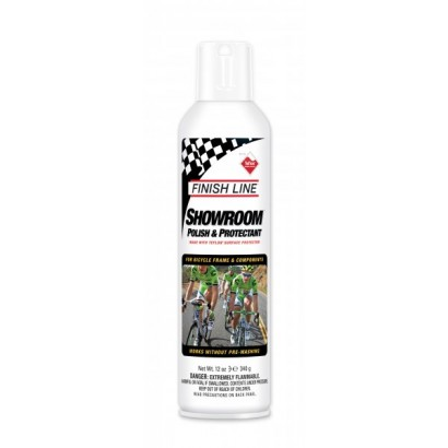 Finish Line Showroom Polish and Protectant 12oz 340g