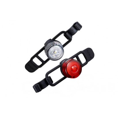 CATEYE LOOP 2 FRONT/REAR RECHARGEABLE LIGHT SET