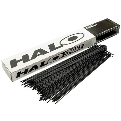 Halo Stainless Steel Spokes