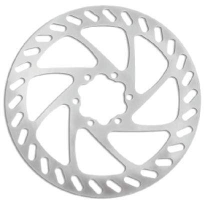 Alligator Pizza disc rotor